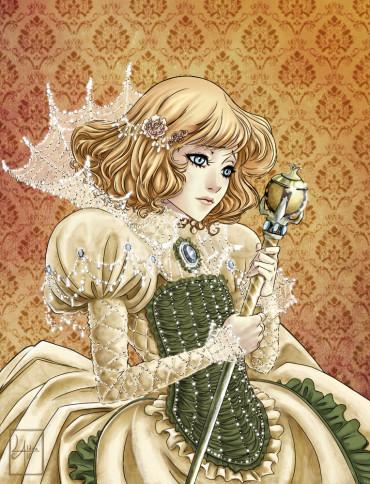 Yüzü Gülmeyen Prenses